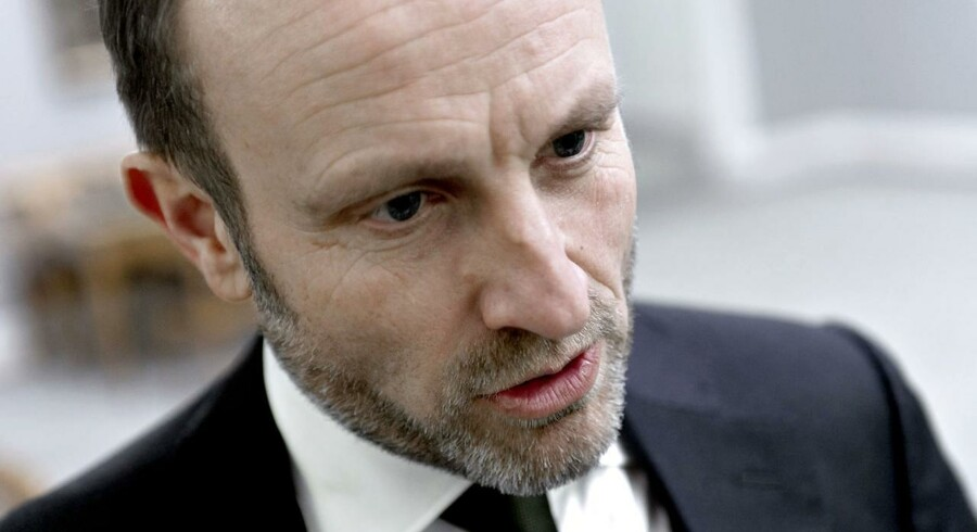 Udenrigsminister Martin Lidegaard.
