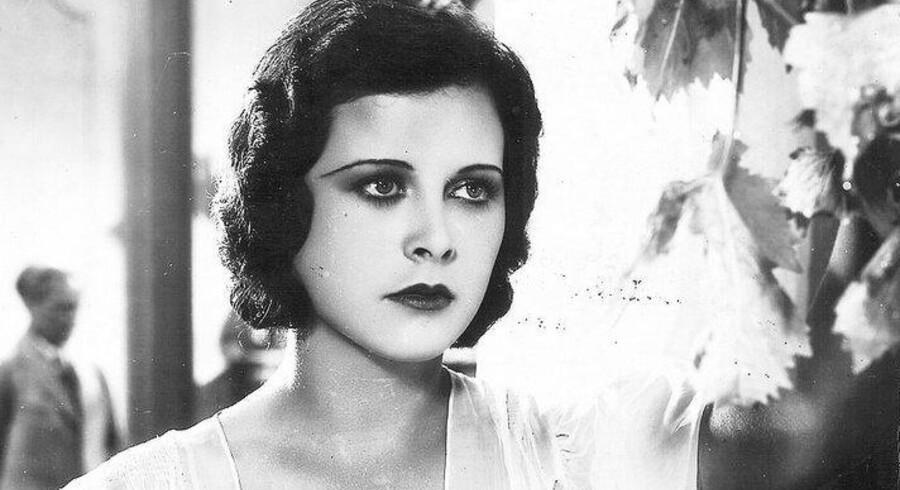 »Ecstacy« fra 1933 er gået over i filmhistorien som den første ikke-pornografiske film, der viser samleje.