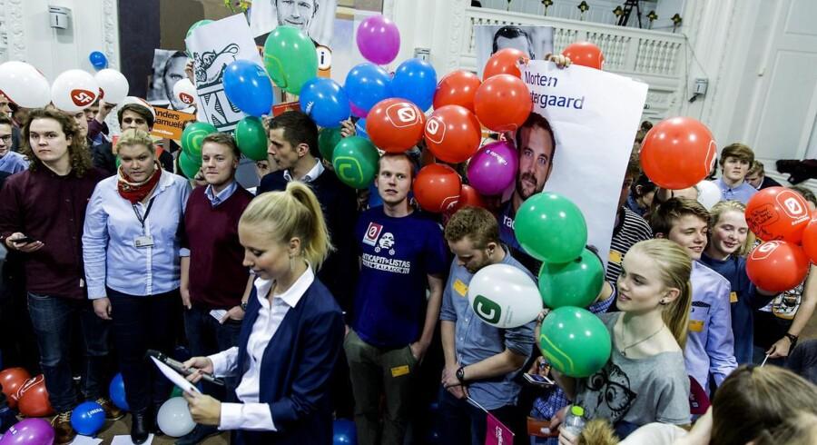 For første gang nogensinde skulle børn prøve at stemme som til et folketingsvalg. Valgresultatet blev offentliggjort ved en stor valgfest på Christiansborg.