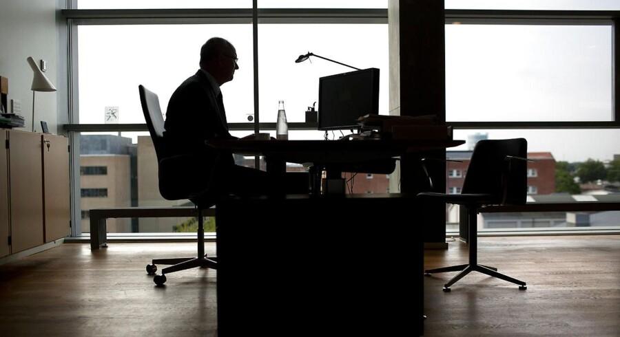 Ulf Wiinberg, administrerende direktør Lundbeck: »Den største svingfaktor vil være i de nye produkters succes.«