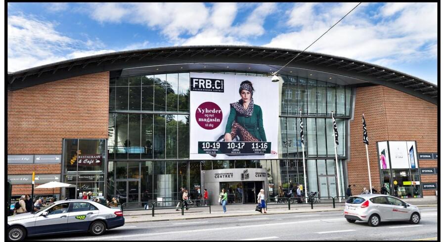 """Et halvt år før indvielsen af omfattende udvidelse melder Frederiksberg Centret """"alt udlejet"""" i 23 nye butikker."""