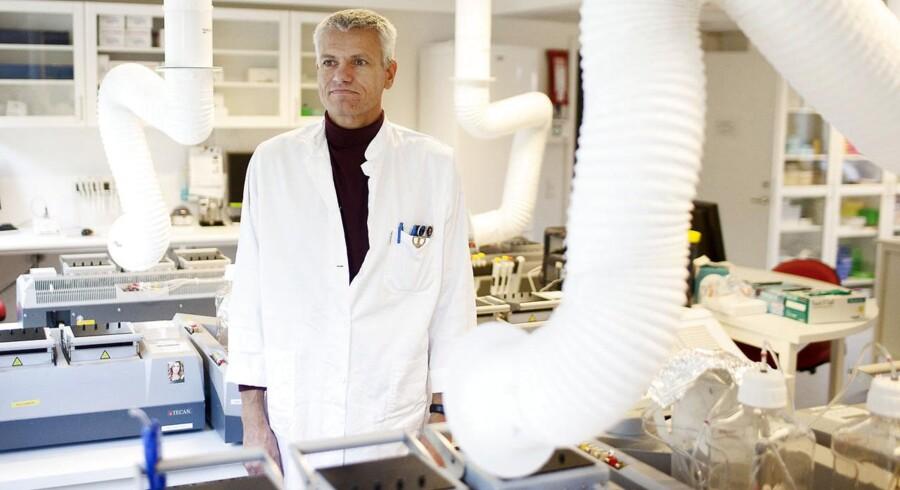 I samarbejde med Aarhus Universitetshospital har Exiqon udviklet en biomarkør, der er designet til præcist at forudsige, hvorvidt en mand har prostatakræft eller ej, fortæller Lars Kongsbak, der er topchef i Exiqon.