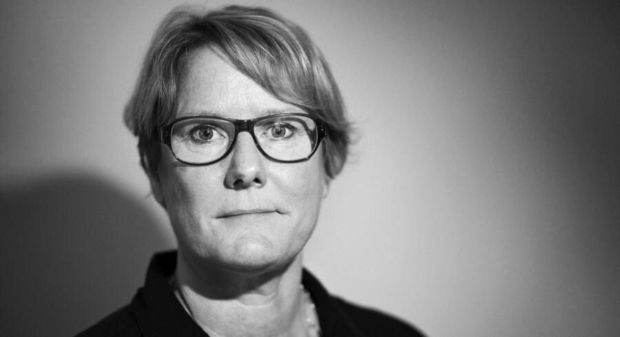 Portræt af Bente Sorgenfrey, formand for FTF-A.