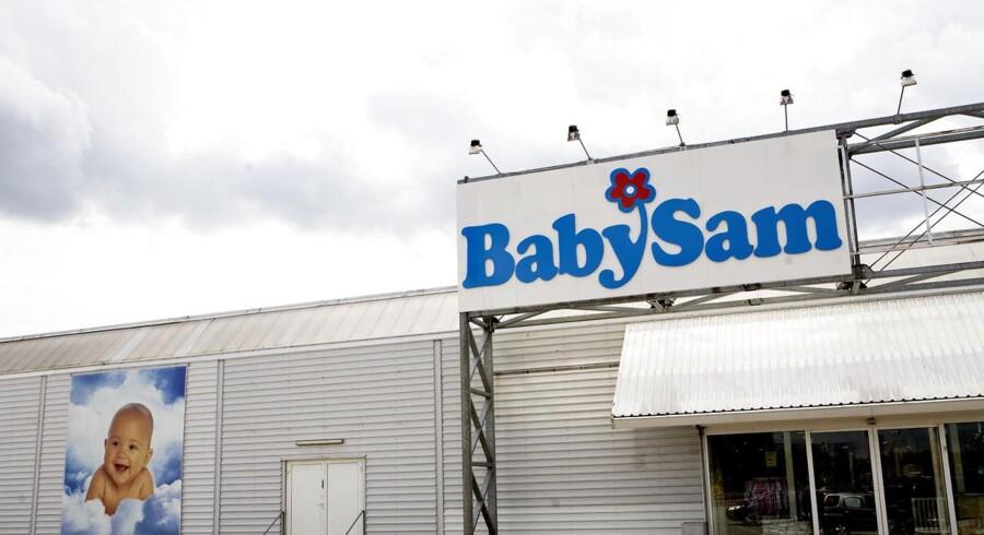 Butikskæden BabySam sætter ny mand i spidsen for koncernen.