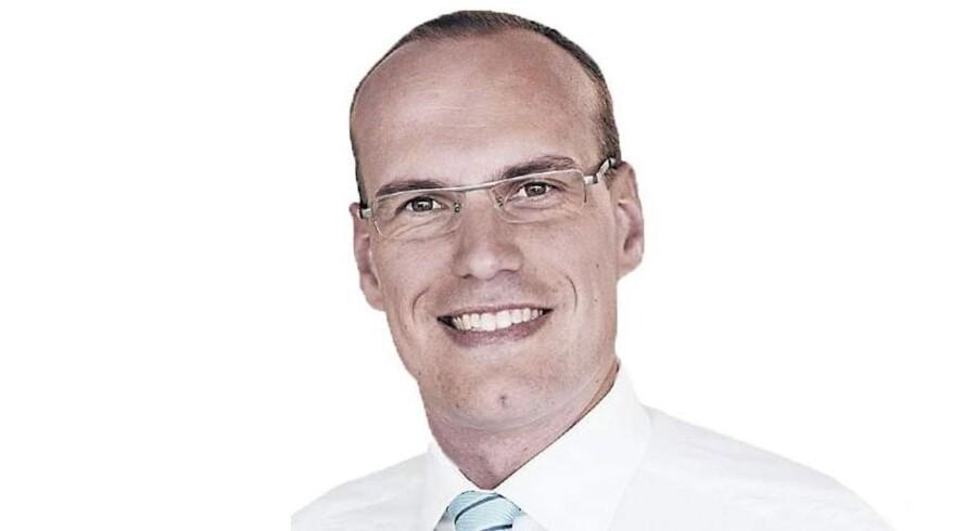 Ulrik E. Fink, Direktør og fhv. hovedbestyrelsesmedlem i Venstre