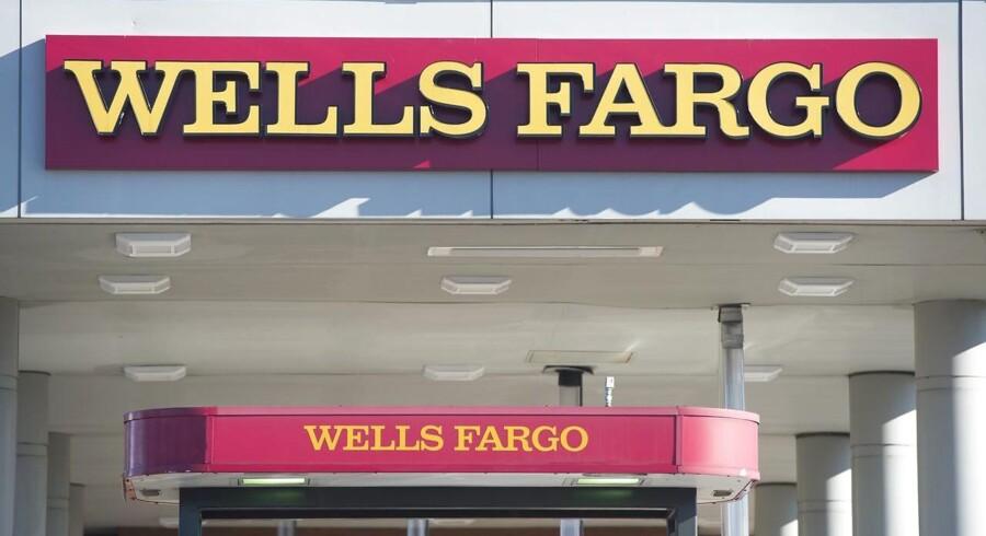 Wells Fargo og et agentur i delstaten Rhode Island er blevet stævnet af det amerikanske børstilsyn for angiveligt at have vildledt investorer omkring, hvor mange penge en virksomhed ledet af en tidligere Boston Red Sox-stjerne skulle bruge for at udvikle et videospil. Arkivfoto.