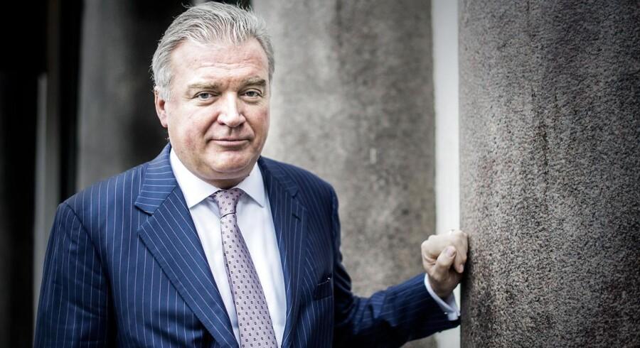 Saxo Bank-medstifter Lars Seier Christensen.