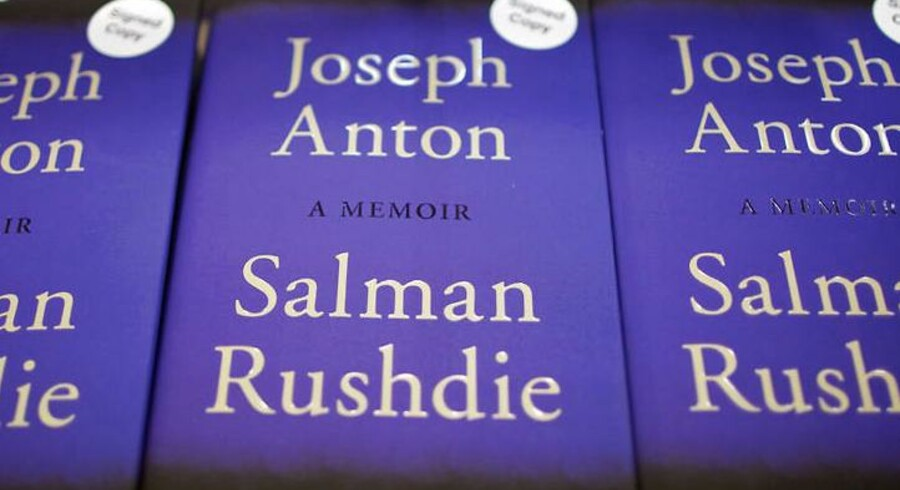 Rushdie far pris pa onsdag
