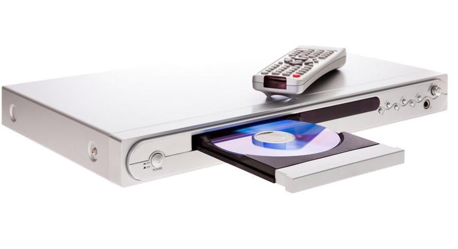 DVD-optagere og -afspillere bliver sjældnere og sjældnere i danske hjem. Foto: Iris/Scanpix