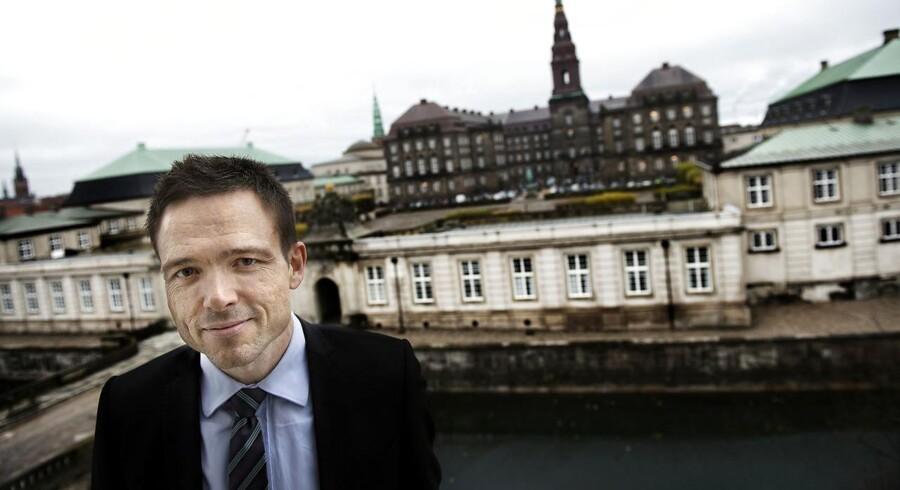 Rigsadvokat Ole Hasselgaard.