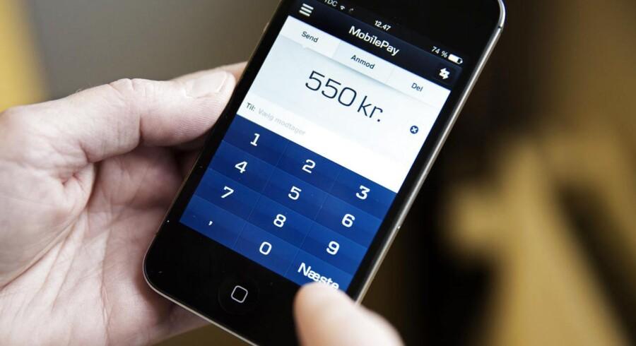 Det tog dankortet fem år at lave overskud. Mobilepay ser ud til at klare det på den halve tid.