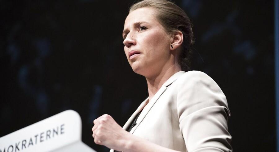 Socialdemokraterne holdt søndag kongres. Helle Thorning-Schmidt takkede af og Mette Frederiksen blev valgt som ny formand.