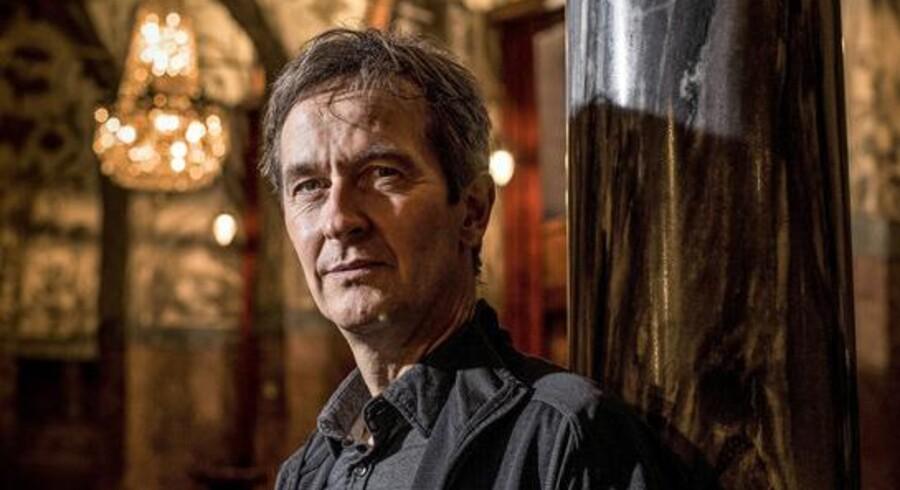 Lars Brygmann er aktuel i Aarhus Teaters opsætning af »Erasmus Montanus«. Foto: Bo Amstrup