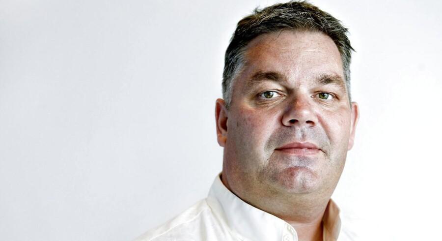 Iværksætteren Frank Rasmussen (billedet) vil satse stort på Novo Nordisk, mens hans modstander i aktiedysten har fordelt sin pulje på danske og amerikanske aktier.