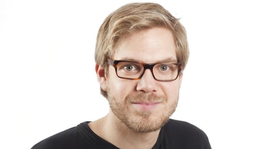 Jeppe Bangsgaard, kulturjournalist.