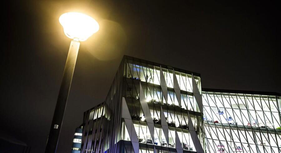 Hovedsædet for Saxo Bank. ARKIVFOTO