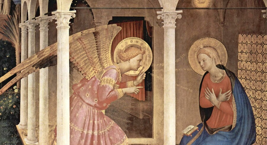 Ilustration: Fra Angelico (public domain)