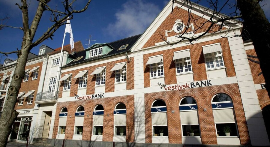 Vestjysk Bank præsenterer årsregnskab