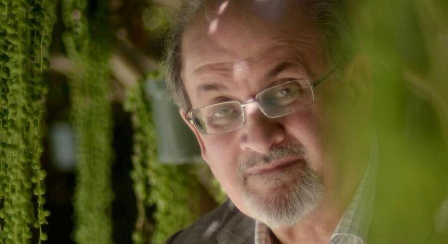 Et af den moderne litteraturs største navne, den indisk-britiske forfatter Sir Salman Rushdie, får Hans Christian Andersen Litteraturpris 2014, der uddeles i Danmark 17. august.