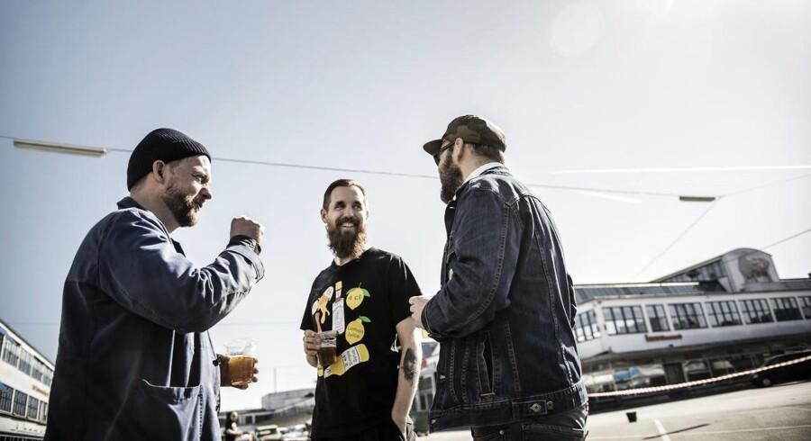 Mikkel Borg Bjergsø. Mikkel brygger øl under navnet Mikkeller. Han åbner brewpub'en WarPigs i Kødbyen sammen med Three Floyds, et kult-bryggeri fra USA.
