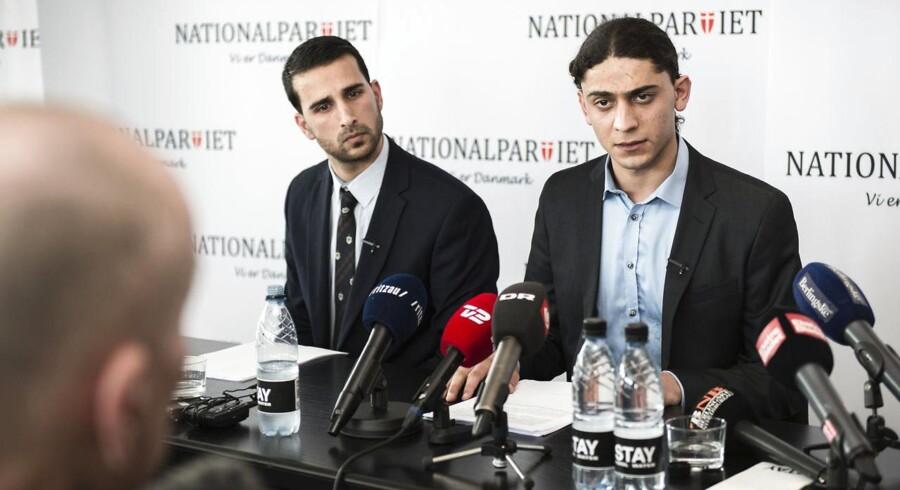 Skulle Nationalpartiet ikke nå at blive opstillingsberettiget inden valget, vil partiets kandidater stille op som løsgængere.