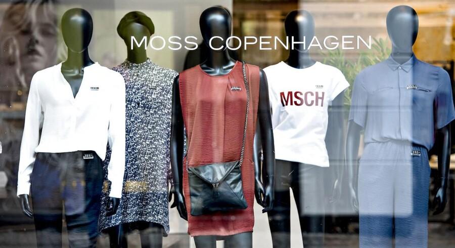 Det danske tøjmærke, Moss Copenhagen, er onsdag blevet erklæret konkurs, men fortsætter i en ny konstruktion og med en ny ledelse. Årsagen er primært, ifølge den nye administrerende direktør Anders Freund, at Moss Copenhagen tidligere har fokuseret for meget på projekter, der intet havde med kerneforretningen at gøre.