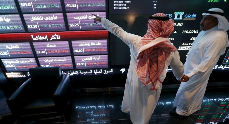 REUTERS/Faisal Al Nasser/Files