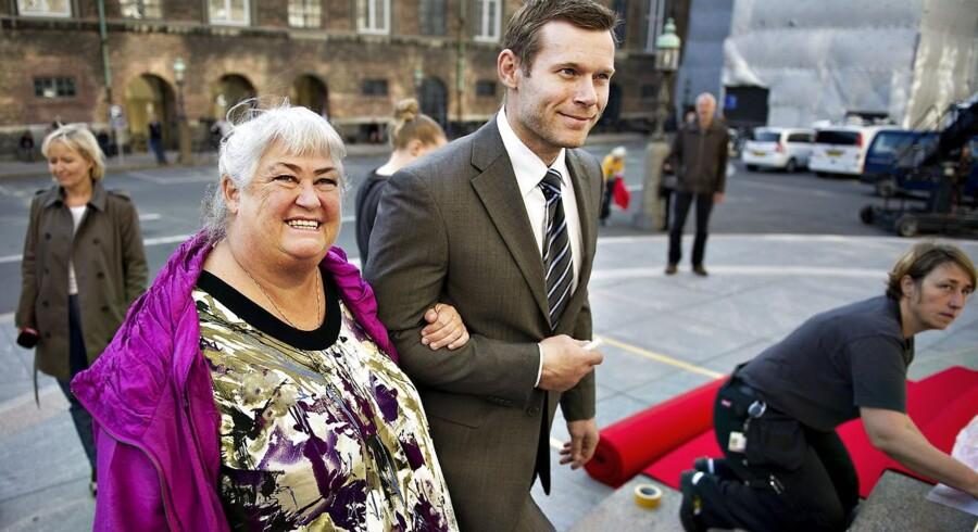 Thyra Frank og Joachim B. Olsen, begge fra Liberal Alliance, er ifølge Jesper Termansen blandt de succesrige undtagelser, når det kommer til kendte, som skal gøre sig i dansk politik.