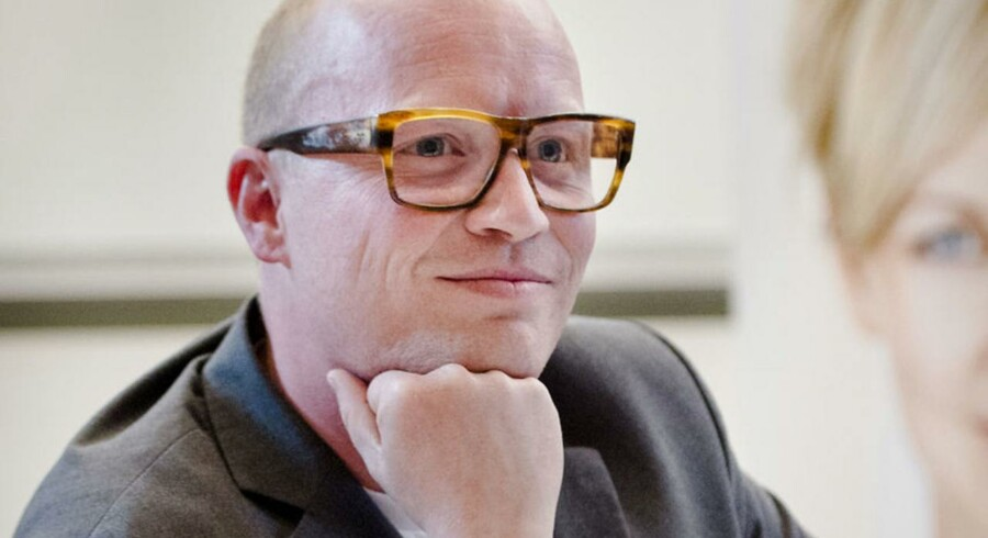 Rasmus Nordqvist, politisk ordfører for Alternativet.