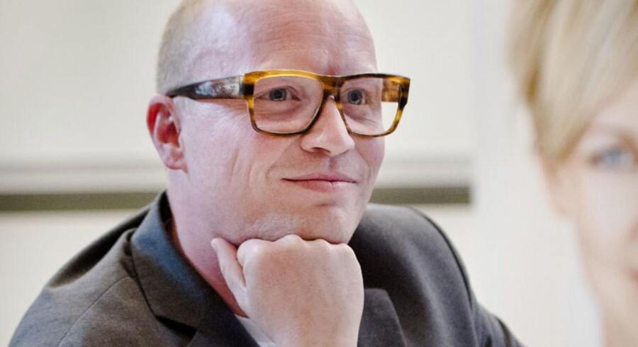 Rasmus Nordqvist, politisk ordfører for Alternativet.