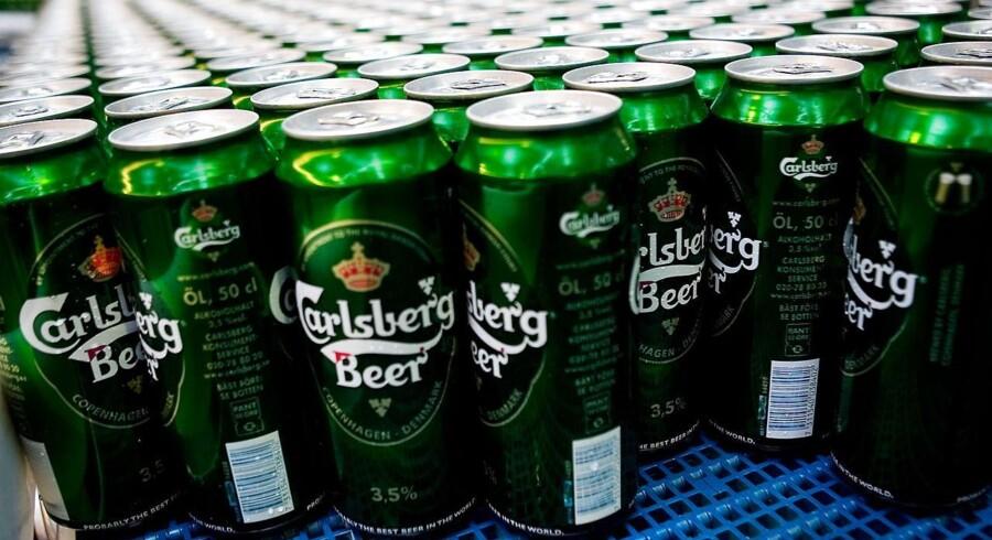 Øl og sodavand på dåse er et eksempel på emballage, der er praktisk for forbrugerne, men det er ikke den mest miljøvenlige løsning.