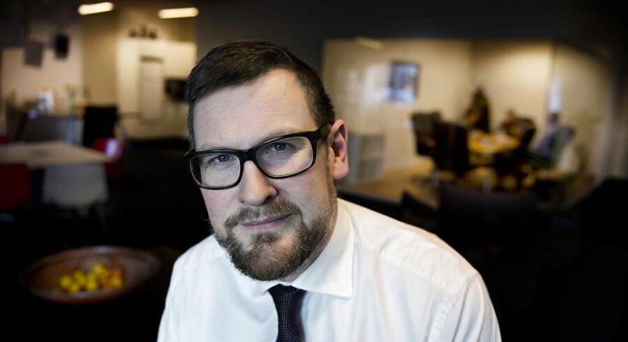 Kåre Traberg Smidt er advokat og kandidat til Folketinget for Venstre.