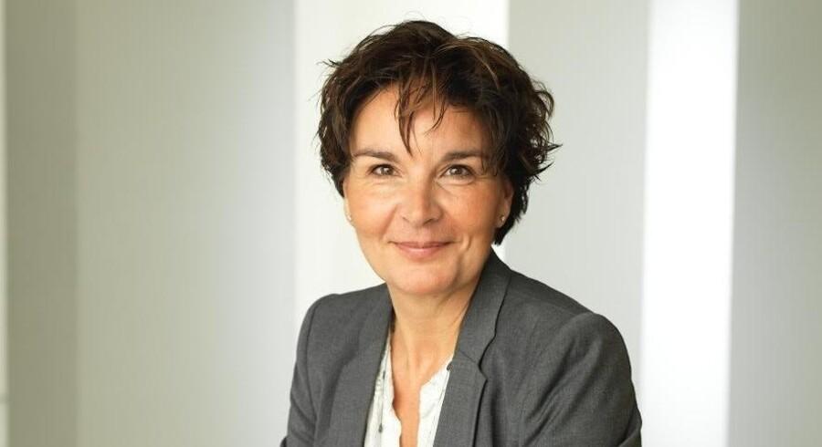 Eva Handest styrer Danicas 16 butikscentre – landets største portefølje af centre – og er konstant i gang med planer og projekter om ombygninger og udvidelser. PR-foto