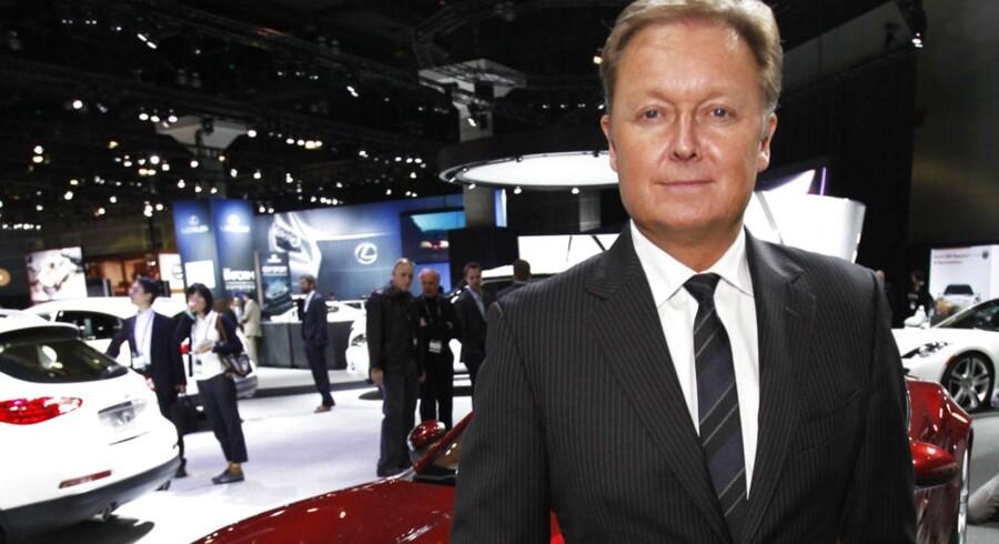 Henrik Fisker er bestyrelsesformand i og medstifter af Fisker Automotive.