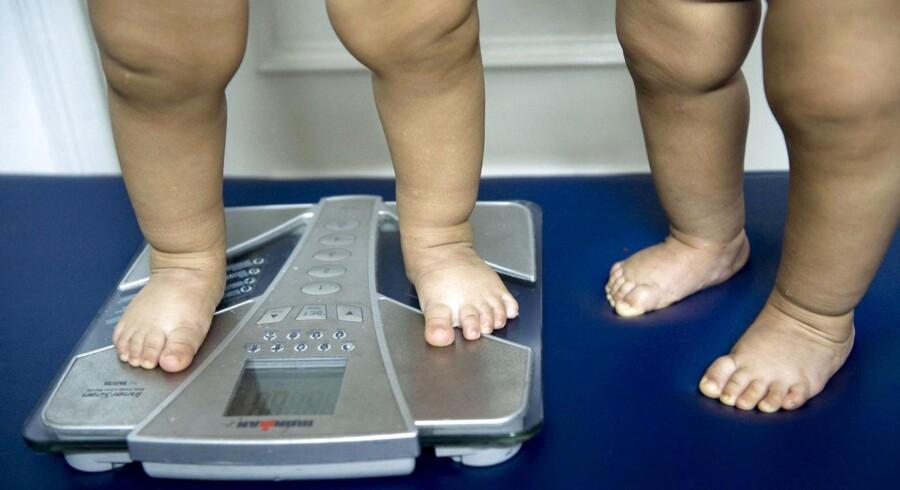 Stigende overvægt hos børn er en af årsagerne til succesen for medicinalselskaber inden for diabetes.