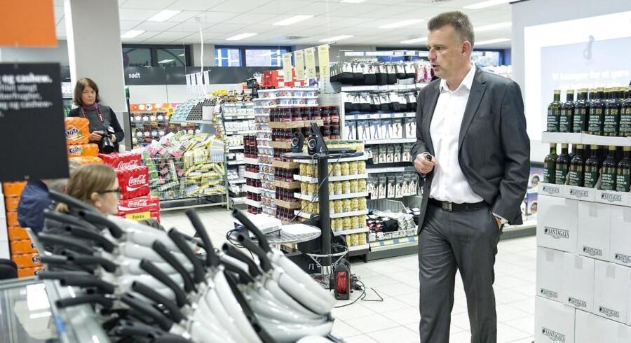 Tirsdag blev den første butik i Faktas nye koncept præsenteret af kædedirektør, Niels Karstensen