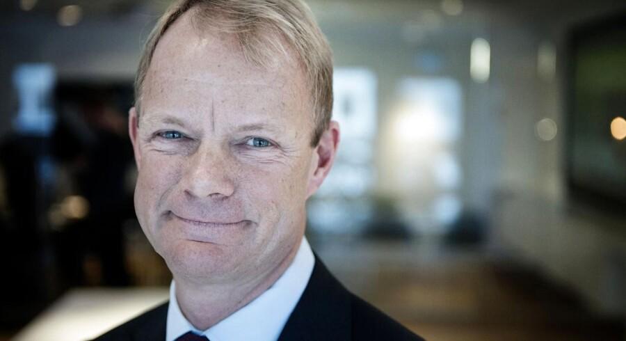 Tidligere kronprins i Novo Nordisk, Kåre Schultz, er ny topchef i Lundbeck, oplyser selskabet. (Foto: Liselotte Sabroe/Scanpix 2015)