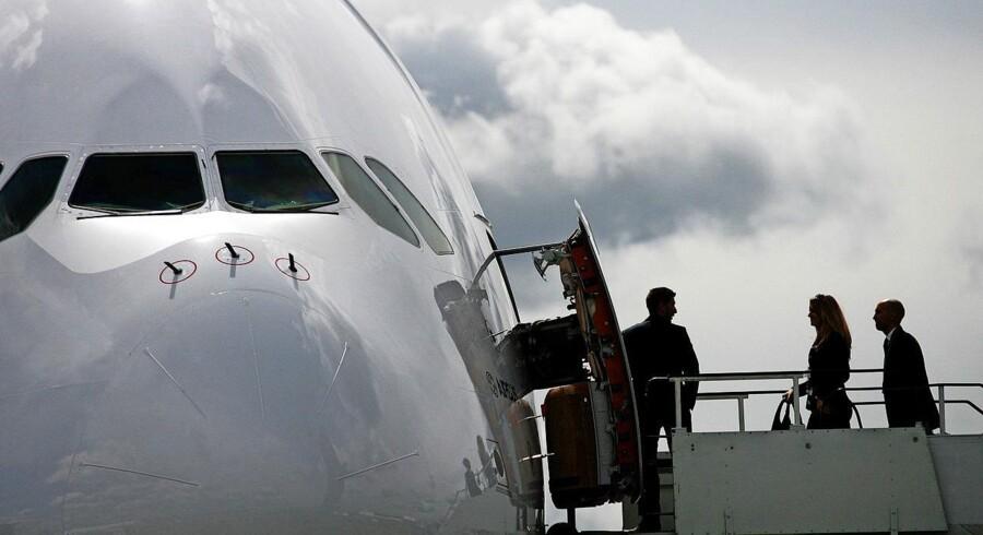 Hvad er god etikette, når man flyver? Læs med her. Foto: British Airways