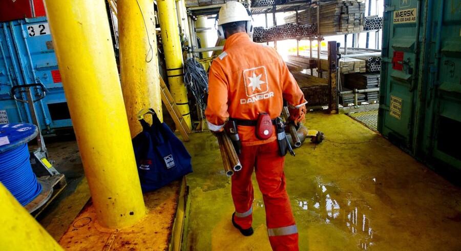 Maersk Oil fyrer 40 ansatte.