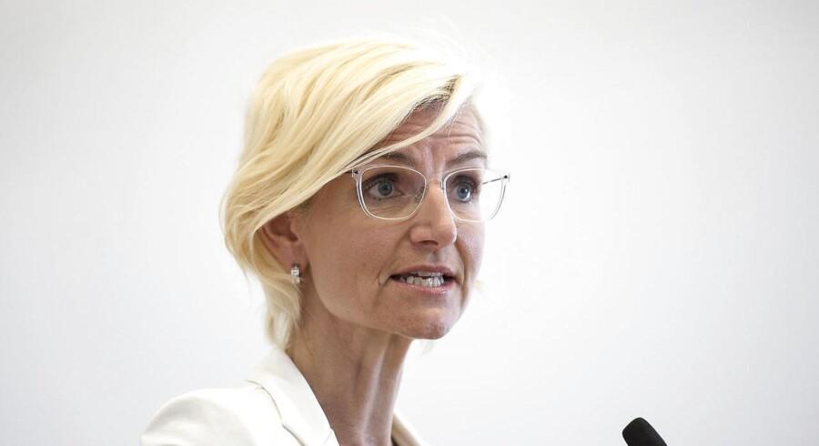 Ulla Tørnæs kaldes i samråd