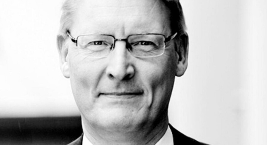 Peter Ott, direktør i PFA Bank.