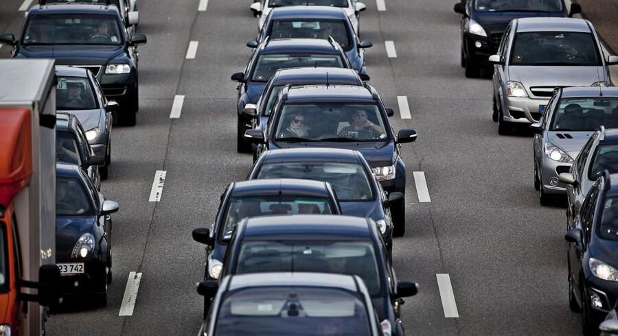 Transportministeriet vil ikke oplyse, hvad der er kommet retur til Infrastrukturfonden i år.