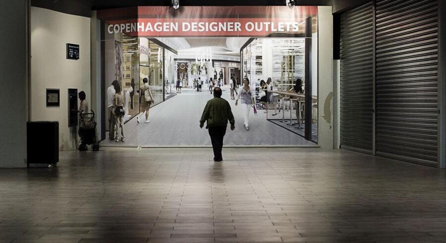 Copenhagen Designer Outlets, outlet center i City2 i Taastrup.