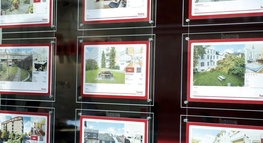 Forbrugerne vinder mange klagesager over ejendomsmæglerne.