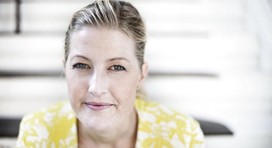 Uddannelsesminister Sofie Carsten Nielsen (R) opfordrer i modsætning til tidligere statsminister Anders Fogh Rasmussen (V) forskere til at blande sig i den offentlige debat.