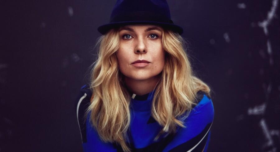 Karen Busck er tilbage med sit første album i otte år.