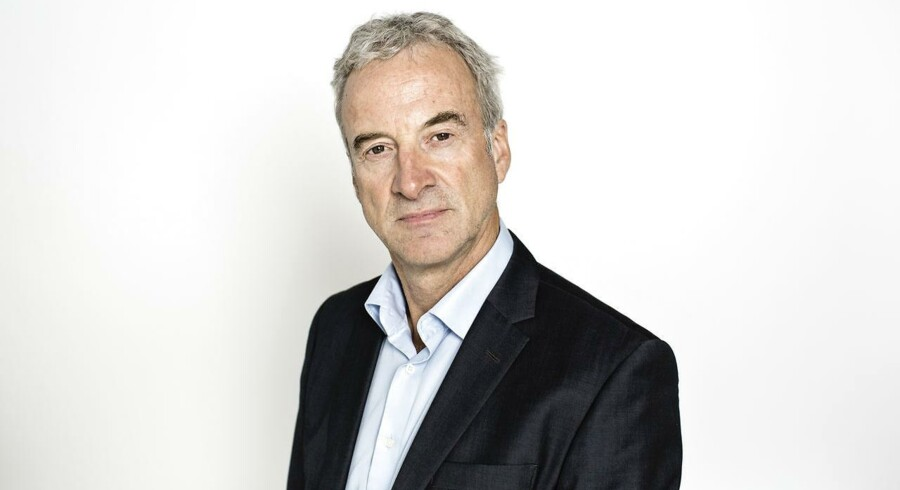 Jens Chr. Hansen, BM Business
