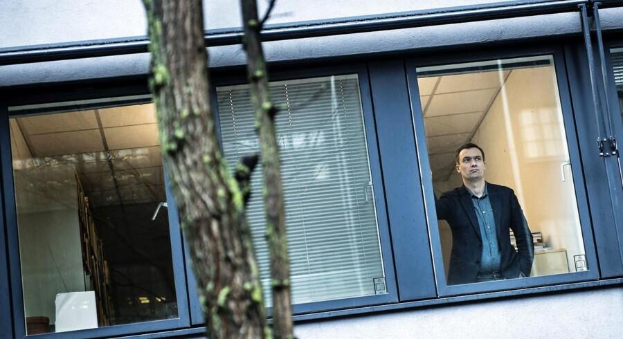Steen Vallentin har ledet Etisk Råds arbejde med diagnoser. Til daglig er han lektor på CBS i København.