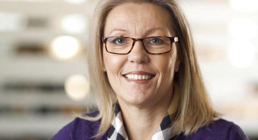 Vibeke Skytte, direktør, Lederne