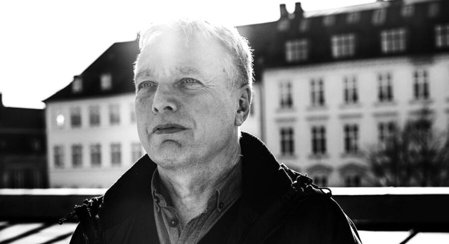Uffe Elbæk indrømmer gerne at han indimellem tvivler på, om Alternativet opnår får de cirka 80.000 stemmer, det kræver at komme i Folketinget.